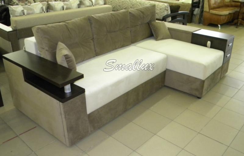 Угловой диван - кровать Парадиз