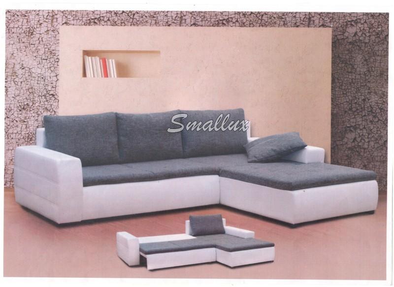 Угловой диван - кровать Паулина