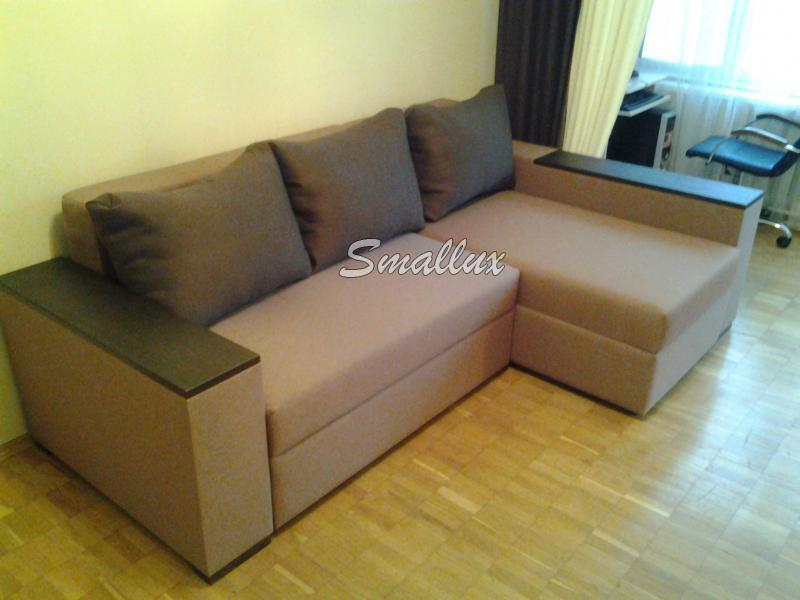 Угловой диван - кровать Прометей