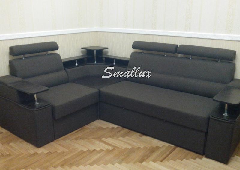 Угловой диван - кровать Зодиак