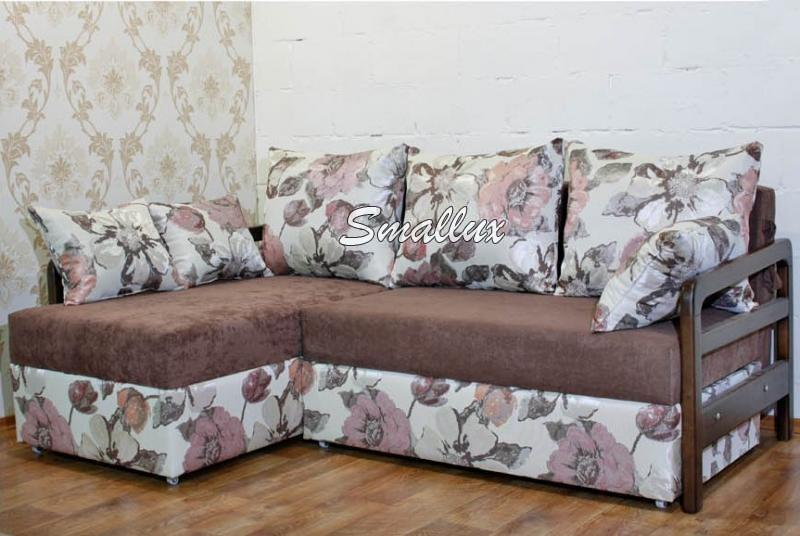 Угловой диван-кровать Вена