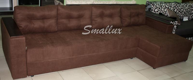 Угловой диван - кровать Браво