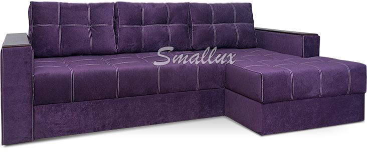 Угловой диван - кровать Салют
