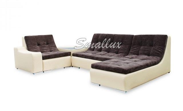 Угловой модульный диван СИТИ