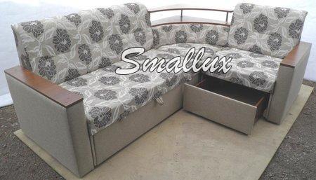 Угловой диван - кровать Рим 2