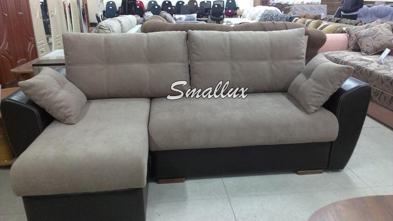 Угловой диван - кровать Конрад
