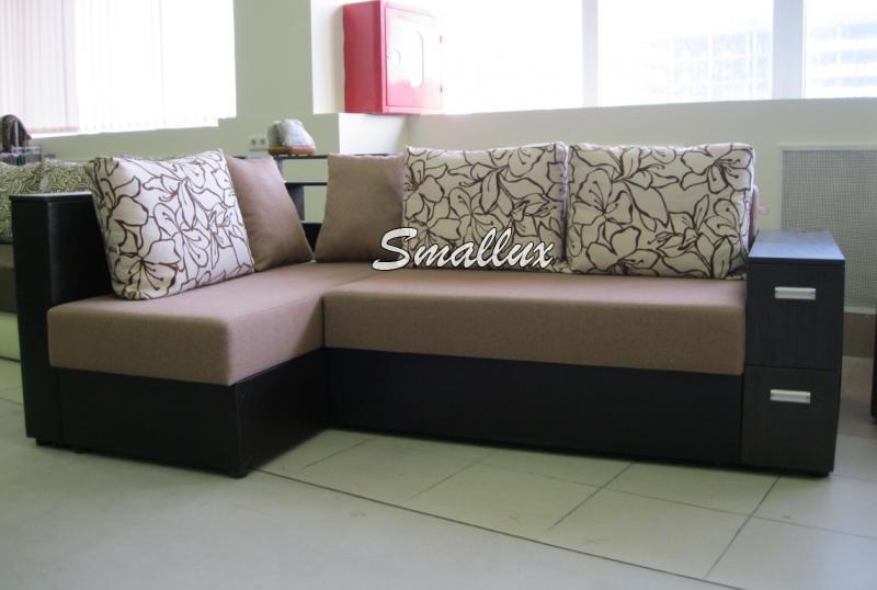 Угловой диван - кровать Милениум