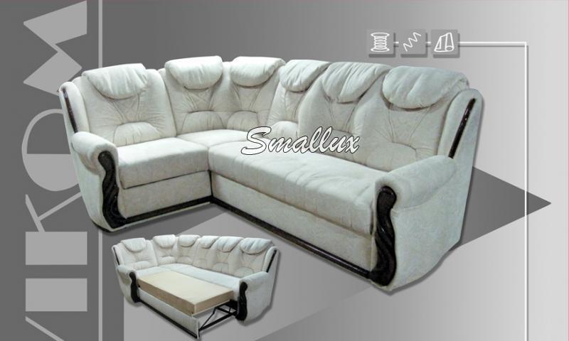 Угловой диван - кровать Джахан