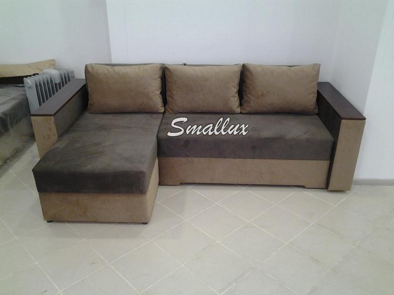 Угловой диван - кровать ЛЕО 2