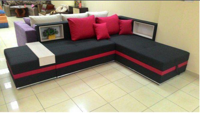 Угловой диван - кровать Энигма