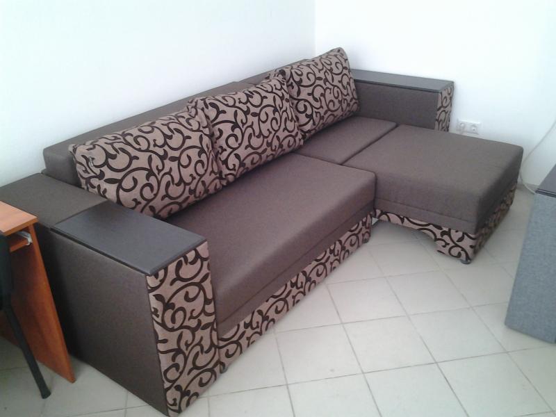 Угол - диван - кровать Бридж