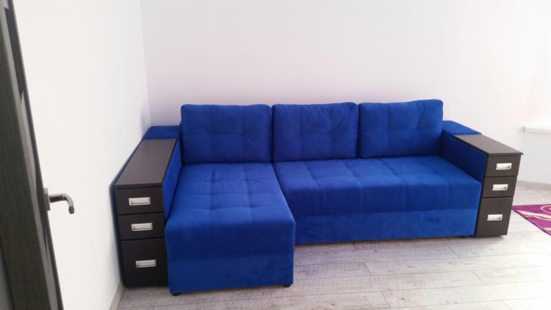 Угловой диван - кровать Бристоль 3