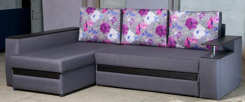 Угловой диван - кровать Дельта 3