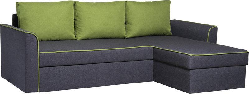 Угловой диван - кровать Дельта 4
