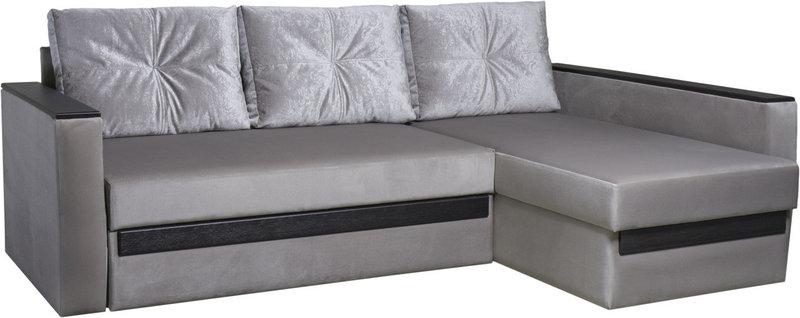 Угловой диван - кровать Дельта 5