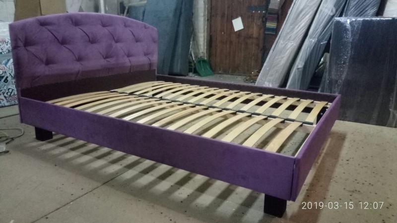 Кровать Сабина (сп.место 1600*2000 мм.)