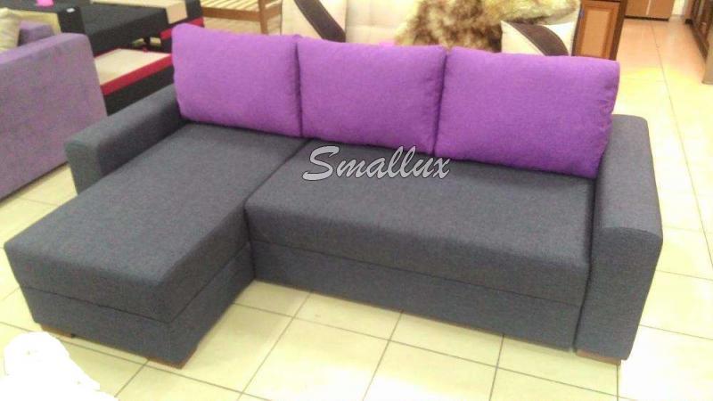 Угловой диван - кровать Босс