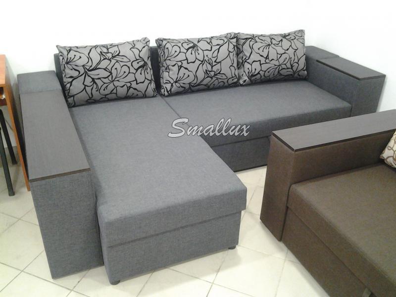 Угловой диван - кровать Дельта 2