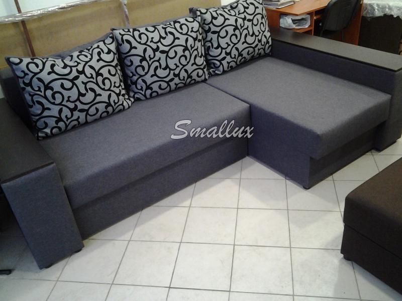 Угловой диван - кровать Лео 2 Люкс