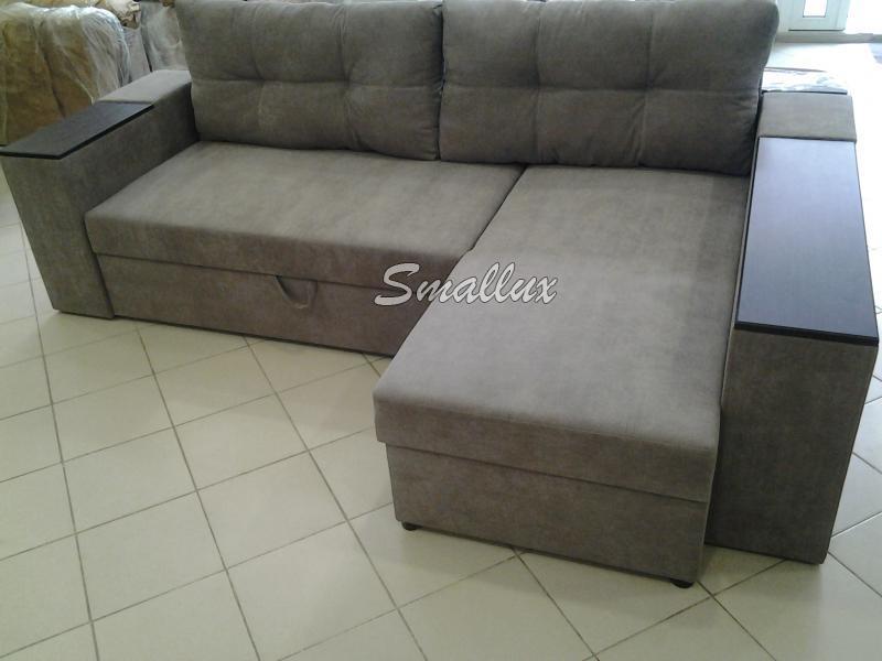 Угловой диван - кровать Дельта 2 ЛЮКС
