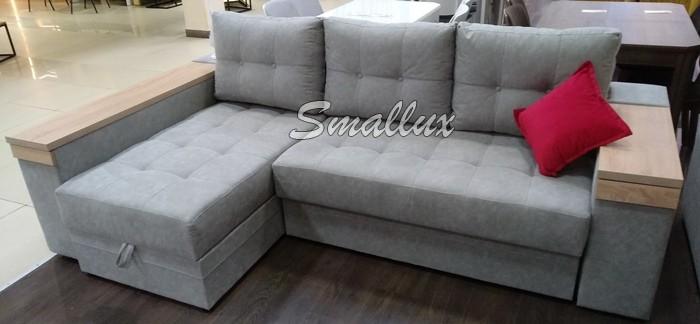 Угловой диван - кровать Оскар