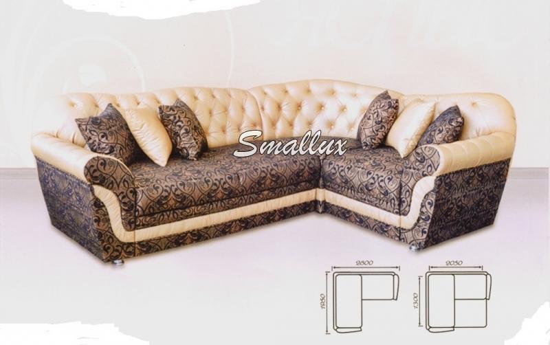 Угловой диван Кафу