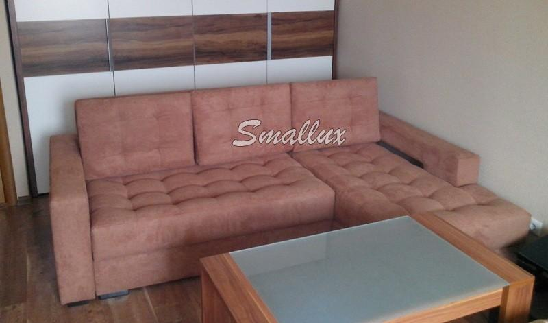 Угловой диван - кровать Шарм