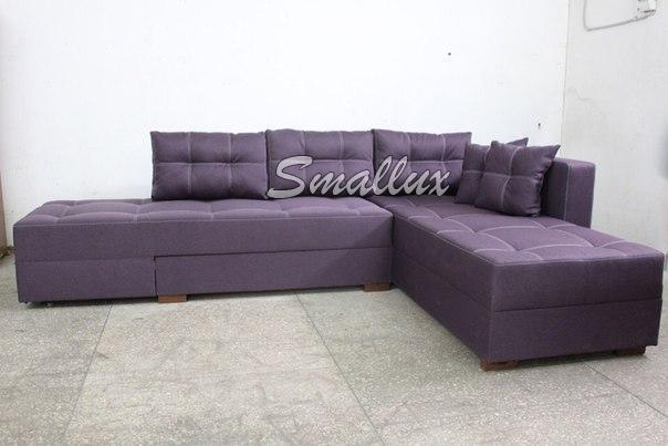 Угловой поворотный диван Томас
