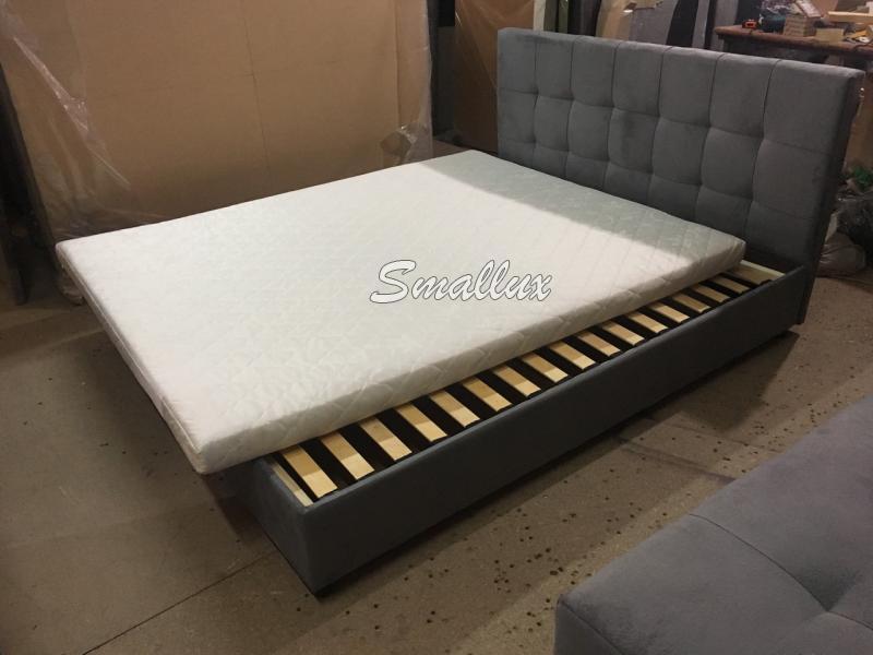 Кровать Лена 2 (сп. место 1600*2000 мм.)