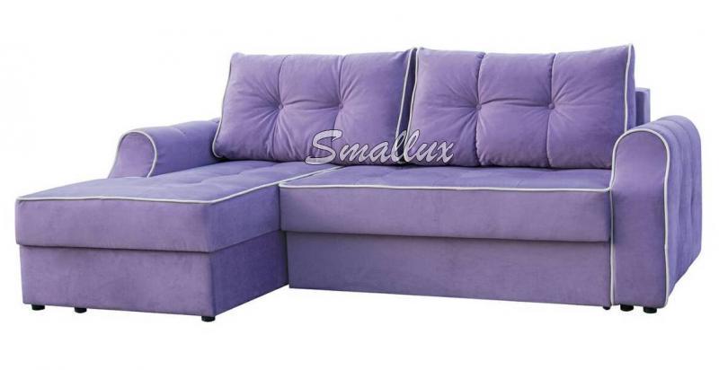 Угловой диван - кровать Мега