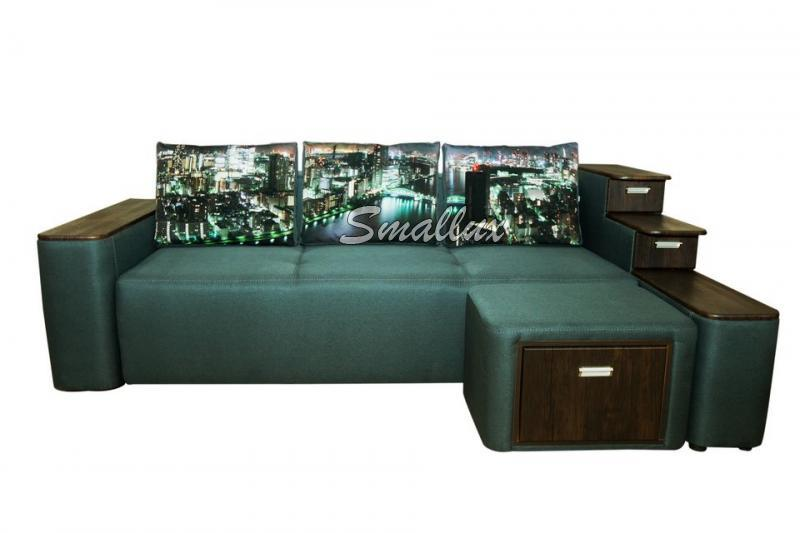 Угловой диван - кровать  Тимур