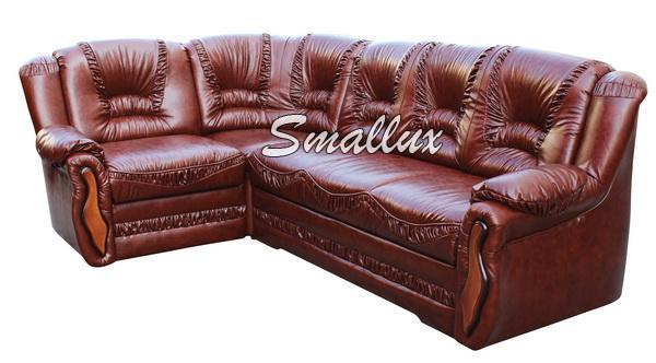 Угловой диван - кровать Валькирия