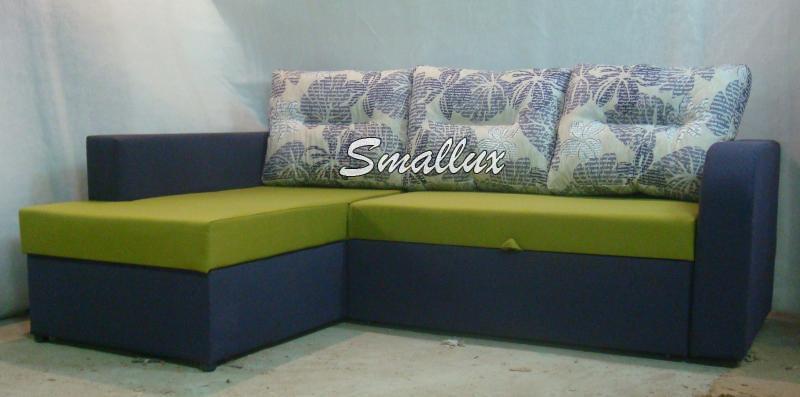 Угловой диван - кровать Саша